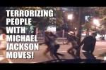 Video - Michael Jackson muss her halten