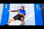 Video - These Flips Are Just Plain Dangerous   Ultimate Trampoline Tricks