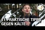 Video - 11 praktische Tipps, mit denen Sie die kalten Tage gut überstehen