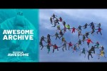 Video - People Are Awesome - Skydiving, Water Slides & BMX Parkour
