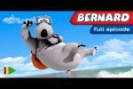 Video - Bernard Bear (HD) - 10 - Sky Diving