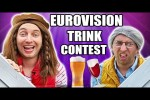 Video - Helga & Marianne - Helga trinkt sich den ESC schön