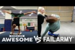 Video - Drifting, Parkour, Hoverboarding & More Wins VS. Fails! - People Are Awesome VS. FailArmy