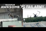 Video - Extreme Sports Wins & Wipeouts - People Are Awesome Vs. FailArmy