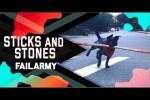 Video - Hoppalas mit Stöcken und Steinen