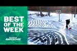 Video - Airbending, Skating Halfpipes, Barefoot Shredding & Shovel Art | Best of the Week