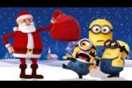 Video - die Minions und der Nikolaus