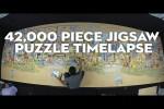 Video - Puzzle mit 42.000 Teilen