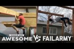 Video - Skateboarding, Wakeboarding & More - People Are Awesome Vs. FailArmy