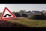 Video - Realer Irrsinn: Eine Brücke im Nichts für Nichts - extra 3