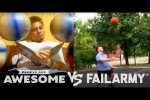 Video - Birds Attacking Cyclists, Basketballs to the Face & More - People Are Awesome vs. FailArmy