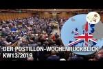 Video - Der Postillon Wochenrückblick (25. März - 30. März 2019)