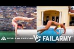 Video - Painful Yoga Wins Vs. Fails & More! | People Are Awesome Vs. FailArmy