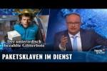 Video - Paketboten: ausgebeutet für weniger als den Mindestlohn - heute-show vom 03.05.2019