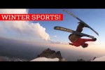 Video - Winter Sports - People Are Awesome