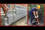 Video - Die genialsten Erfindungen für den Bau & fortschrittliche Arbeitstechnologie