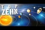 Video - 10 unglaubliche Fakten über unser Sonnensystem