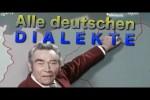Video - Wetterbericht mit allen deutschen Dialekten