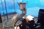Video - Pfannkuchen-Maschine
