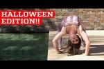 Video - diese Leute haben es drauf und das in den besten Halloween Kostümen