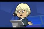 Video - Merkels Handy abgehört - NSA-Skandal Parodie