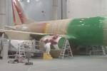 Video - wie man ein Verkehrsflugzeug baut