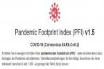 Ermittle deinen pandemischen Fußabdruck