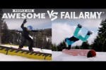 Video - Wipeout or Win? People Are Awesome Vs. FailArmy