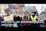 Video - Der Postillon Wochenrückblick (2. - 8. Juni 2019)