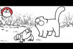 Video - Tongue Tied (Sprachlos) - Simon's Cat