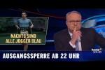 Video - Bundesweite Notbremse: Jetzt kommt die Ausgangssperre