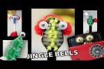 Video - Jingle Bells auf drei elektrischen Zahnbürsten und einem Telefon
