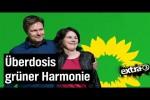 Video - Annalena Baerbock wird Kanzlerkandidatin: Grüne Harmonie - extra 3