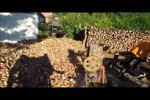 Video - Geniale Feuerholz-Maschine