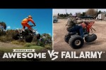 Video - Epic ATV Wins Vs. Fails & More! People Are Awesome Vs. FailArmy