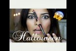 Video - Gruseliges Halloween-Makeup