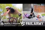 Video - Wild Unicycle Wins Vs. Fails & More! | People Are Awesome Vs. FailArmy