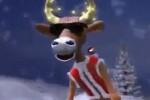 Video - Merry Christmas-der besoffene Elch