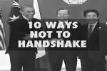 Video - Lustiges Händeschütteln