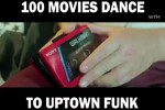 Video - Cooles Musikvideo-100 Filme zu Uptown Funk
