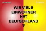 Video - Wie viele Einwohner hat Deutschland