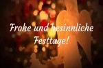 Video - Frohe Festtage